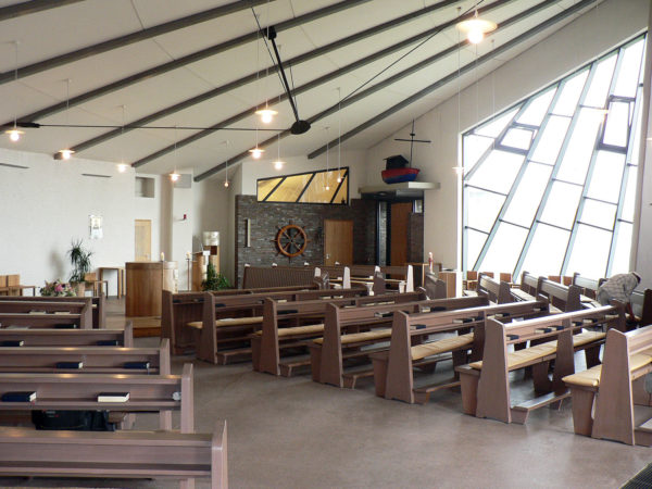 Kath. Kirche St. Nikolaus Langeoog