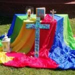 Kinderkirche: Wortgottesdienst mit Kommunionspendung