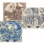 """""""Glauben leben – Werke der Barmherzigkeit"""": Ausstellung der Bibelfliesenposter"""